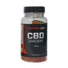 Load image into Gallery viewer, EXTREME LABS CBD 10MG GUMMY 30SERV