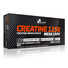 Load image into Gallery viewer, CREATINE 1250 MEGA CAPS
