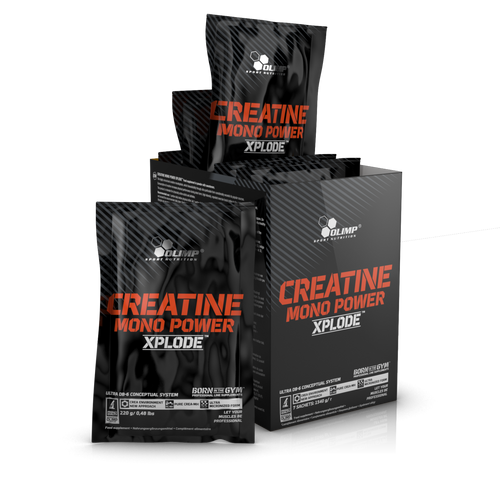 CREATINE MONO POWER XPLODE