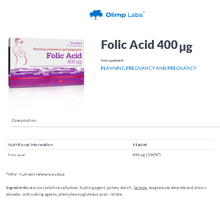 Load image into Gallery viewer, FOLIC ACID