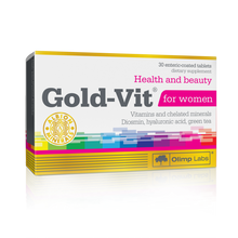 Load image into Gallery viewer, GOLD-VIT® FOR WOMEN