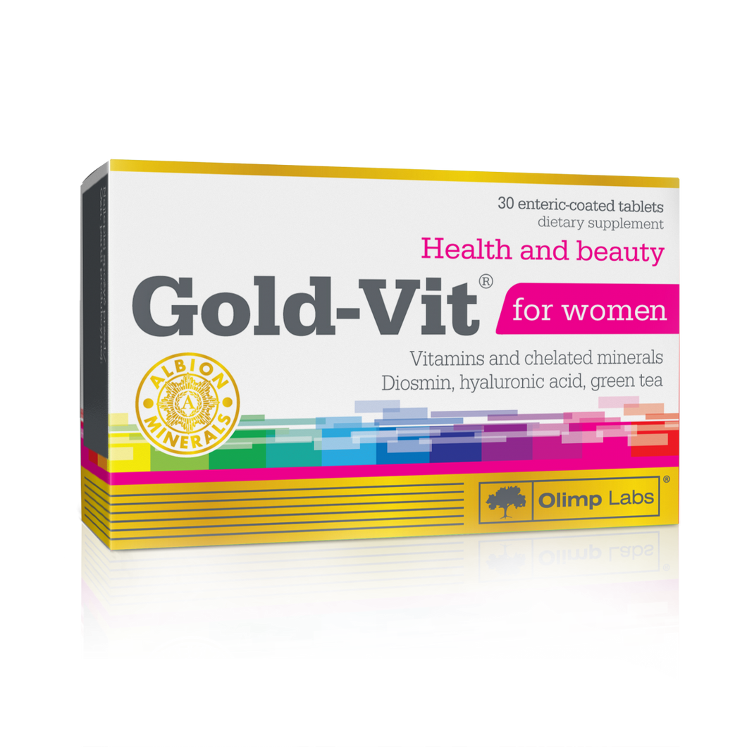 GOLD-VIT® FOR WOMEN