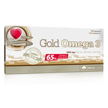 Load image into Gallery viewer, GOLD OMEGA 3