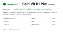 Load image into Gallery viewer, GOLD-VIT K2 PLUS