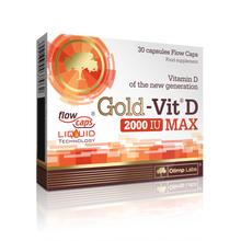 Load image into Gallery viewer, GOLD - VIT™ D MAX
