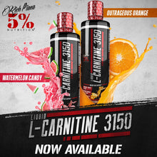 Load image into Gallery viewer, LIQUID L-CARNITINE 3150