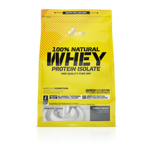 Load image into Gallery viewer, 100% NATURAL WHEY PROTEIN ISOLATE