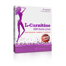 Load image into Gallery viewer, L-CARNITINE 500 FORTE PLUS