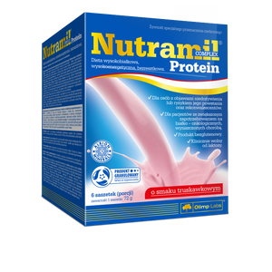 NUTRAMIL COMPLEX PROTEIN