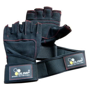 HARDCORE RAPTOR GLOVES BLACK