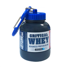 Load image into Gallery viewer, MINI CRITICAL WHEY PROTEIN FUNNEL