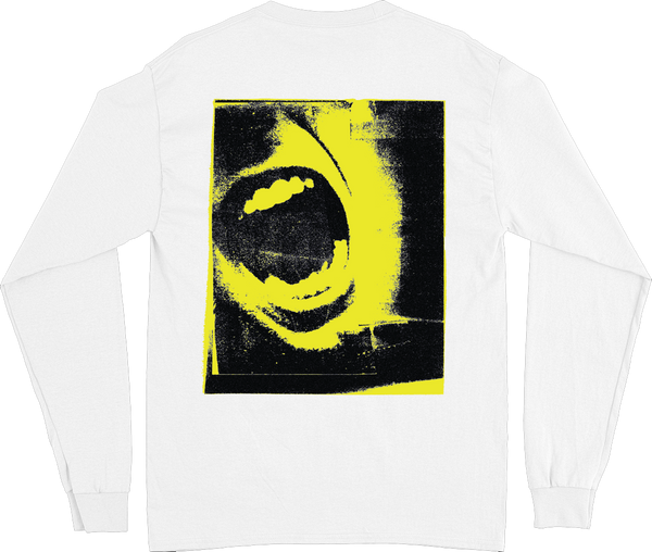 TEETH LS WHITE