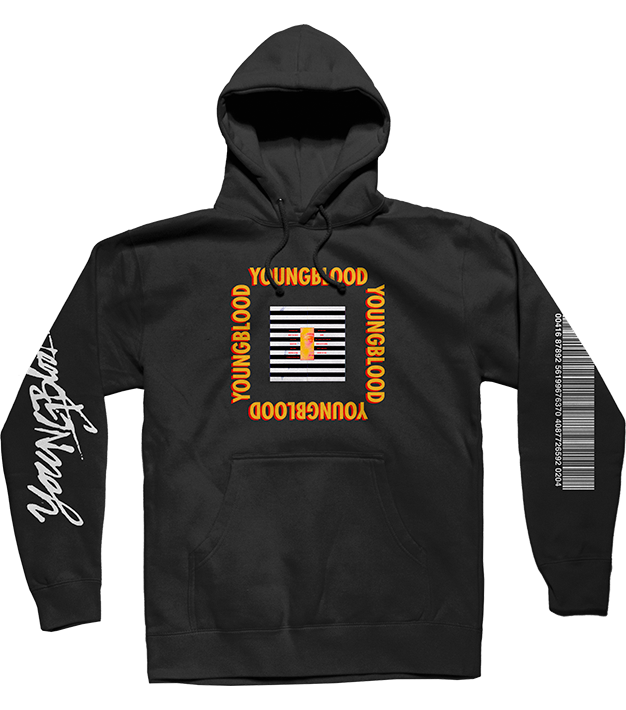 YOUNGBLOOD HOODIE