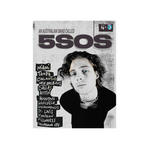 5SOS: TOUR ZINE '19 - No. 3