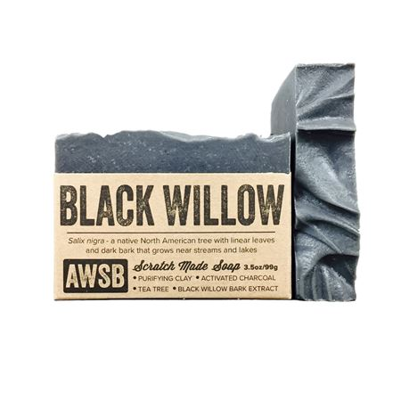 Black Willow Soap by A Wild Soap Bar