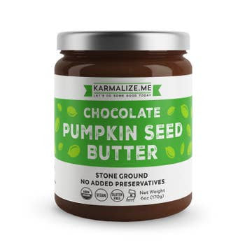 Karmalize Me Nut Butters