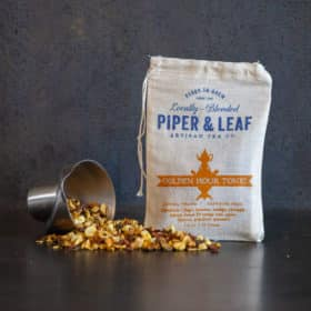 Piper & Leaf Golden Hour Tonic Tea