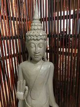 Load image into Gallery viewer, Hand Carved Standing Buddha Statue