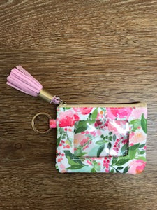 Coin Purse w/ID Window