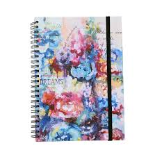 Spiral Bound Journal