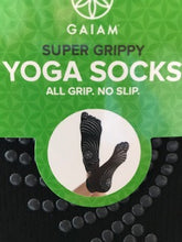 Load image into Gallery viewer, Super Grippy Yoga Socks
