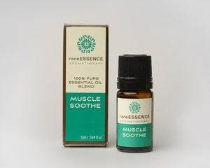 Muscle Soothe Essential Oil Blends