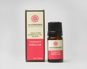 Tummy Rescue Essential Oil Blends