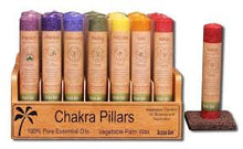 Load image into Gallery viewer, Chakra Energy Candles