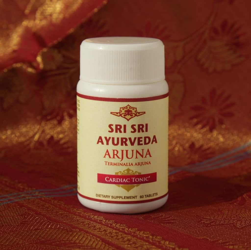 Ayurvedic wellness center supply store.