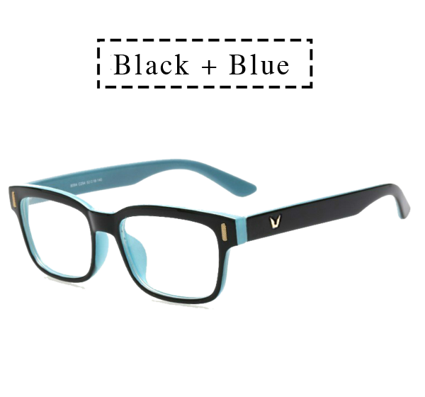 AlphaX Computer & Gaming Eyewear with 100 % UV Protection (Scratch Proof &  Crystal Clear)