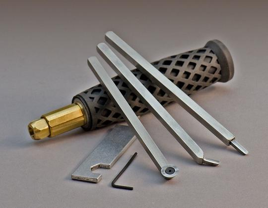 NANO Woodturning Tools
