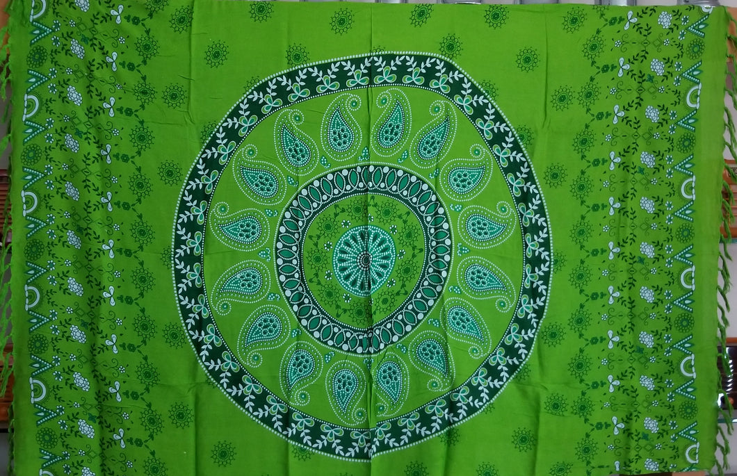 Green Dream Mandala