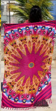 The Peacock Mandala in Pink