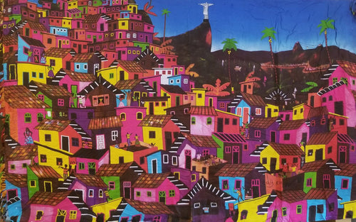 Favela and Corcovado