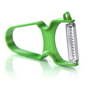 Zena Swiss Rapid Julienne vegetable cutter green