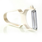Zena Swiss Rapid Julienne fruits & vegetable peeler white