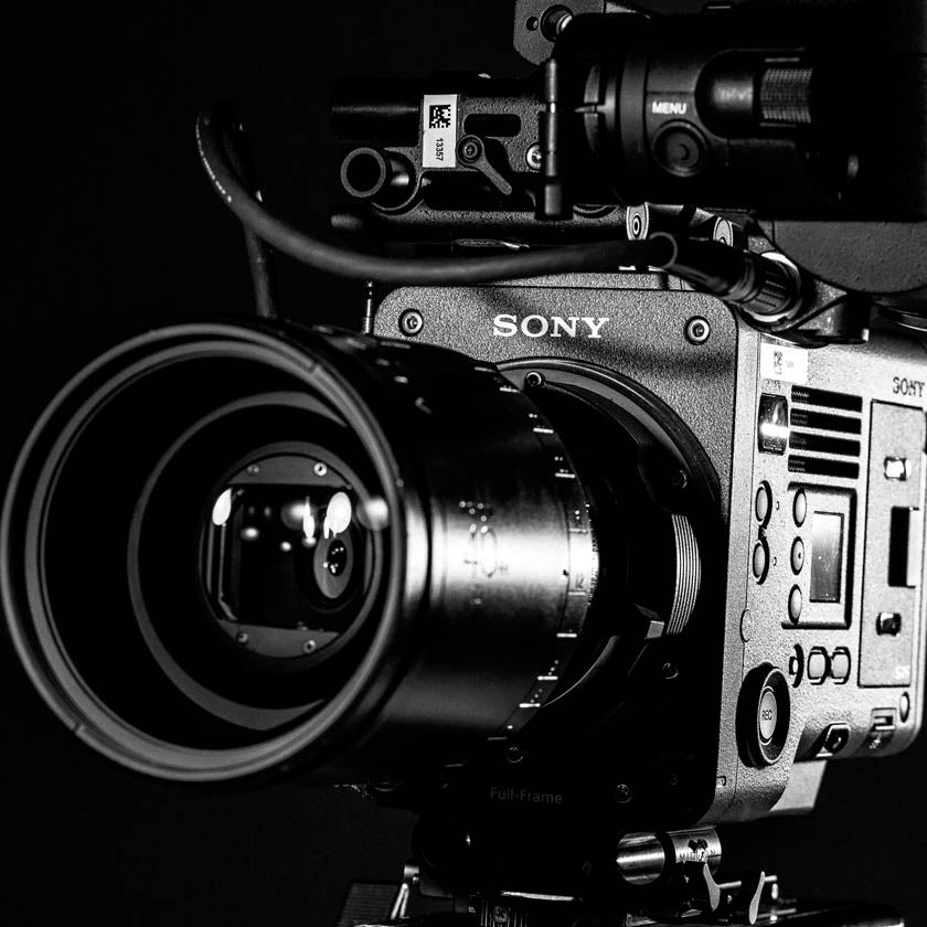 Sony Venice with Orion Anamorphic Lens