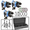 ARRI - 150W - 3-Light Kit