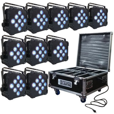 Adkins - 10-Light Up Light Kit - LED