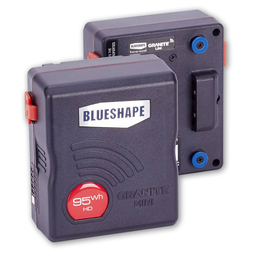 Blueshape - Granite Mini G-Mount Battery