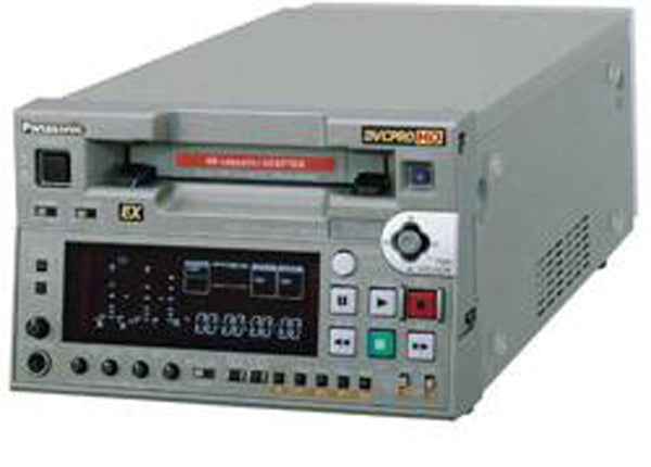 Panasonic - HD1400 DVCProHD Deck