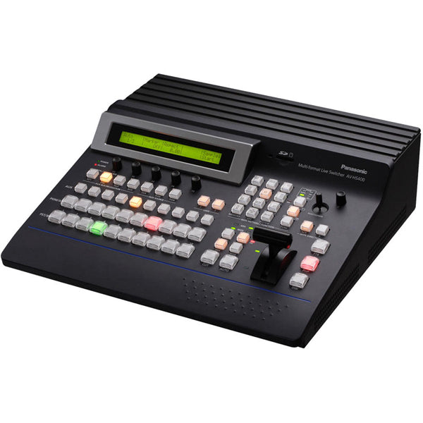 Panasonic - AV-HS400 Switcher