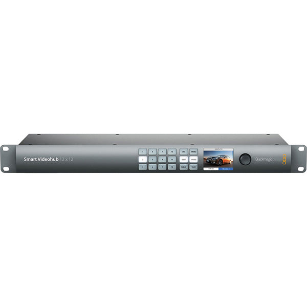 Blackmagic Design - Smart Videohub 12x12
