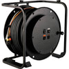 125 ft. - Cable Reel - BNC - XLR