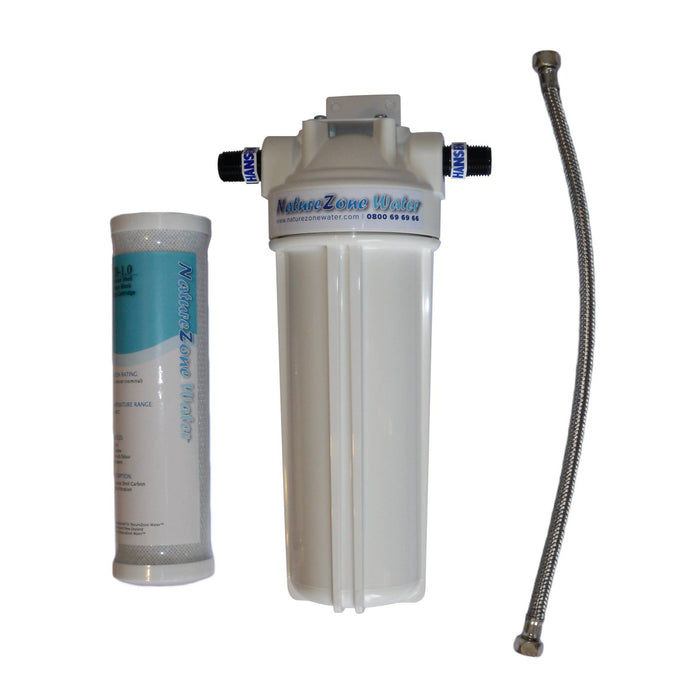Single Inline Filter System