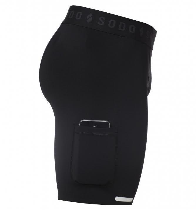 G9 Vented Compression - SODO Apparel - SHORTS