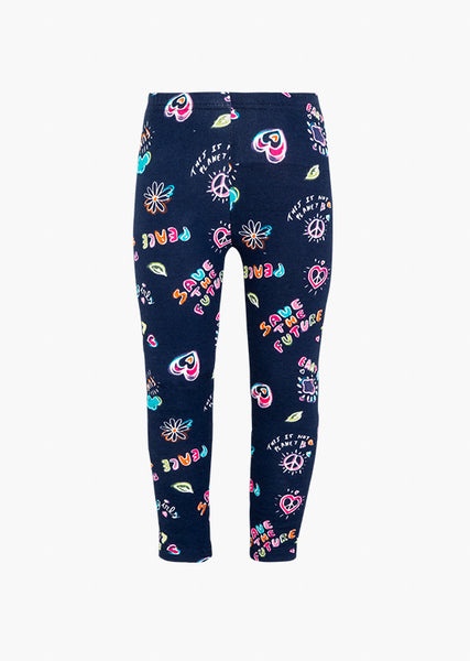 girls losan  leggings