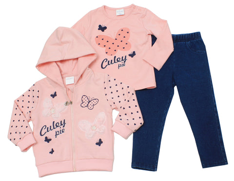 toddlers  girl  outfit