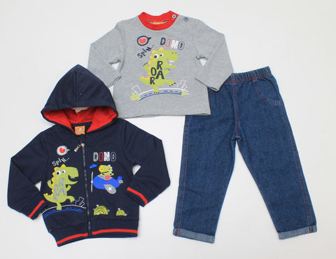toddlers boys  3 piece  set