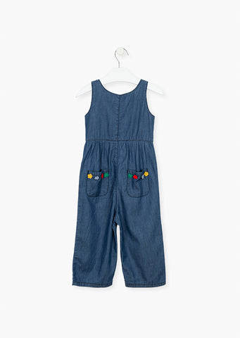 girls jumpsuit losan